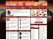 screenshot http://www.cavavin-domloup.com cave à vins - cavavin divin domloup