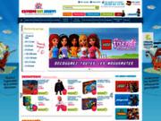 screenshot http://www.caverne-des-jouets.com vente en ligne de jouets