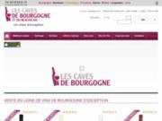 Découvrir les vins rouges et blancs de Bourgogne