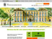 CBF - Droit pénal à Metz, Nancy et Verdun