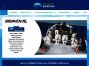 CBF Bateau Ecole Permis Fluvial Hauturier Jet-ski