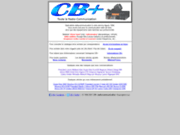 screenshot http://www.cbplus.com cb+ radio-communication