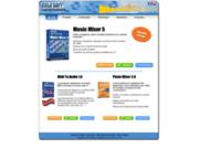 screenshot http://www.ccla-soft.com logiciels multimédia, musique, photo et vidéo