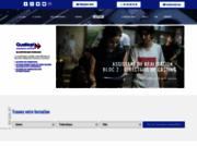 Cours d'administrateur de production cinéma au centre de formation CEFPF