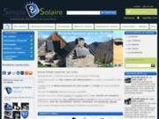 screenshot http://www.centraledusolaire.com centrale du solaire - kits solaires pv