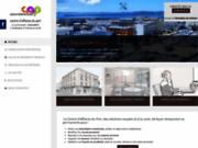 screenshot http://www.centre-affaires-brest.fr domiciliation commerciale à brest
