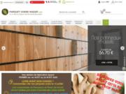 screenshot http://www.centre-bois-massif.com centre bois massif - vente directe parquets chêne