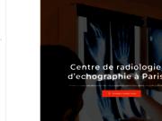 screenshot http://www.centre-imagerie-medicale-paris19.fr Centre d'Imagerie Médicale Simon Bolivar - Pyrénées
