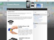Réparation écran vitre cassée iPhone 3G 3GS 4