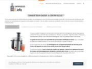 Centrifugeuse : avis & comparatif des meilleurs modèles