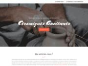 screenshot http://www.ceramiques-anciennes.com/ la céramique ancienne – galerie virtuelle
