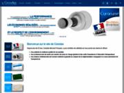 screenshot http://www.ceredas.com ceredas: vente de trachéotomisés et laryngectomisé