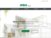 CERIA SARL, construction de maisons près de Mulhouse