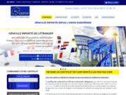 screenshot http://www.certificatdeconformite-coc.com certificat de conformité moto