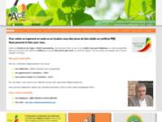 screenshot http://www.certification-energetique-liege.be/ certification énergétique liège