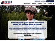 screenshot https://www.cestbienlafrance.fr Commander des produits conçus en France