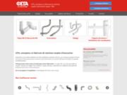 CETA : Fabricant de solutions souples pour l'évacuation de vos eaux usées