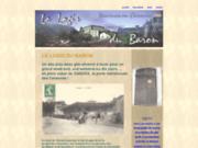 screenshot http://cevennes-location.com le logis du baron - vos vacances en cevennes