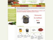 screenshot http://www.chaguan.fr thés chaguan:vente en ligne de thés de qualité sup
