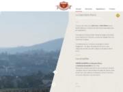 screenshot http://www.chaissaintpierre.fr vins de Bourgogne et de la côte chalonnaise