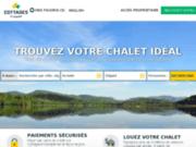 Chalets au Canada