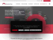 screenshot http://www.chambersign.fr/fr chambersign, certificats numériques