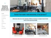 Chambres d'hôtes de charme avec jacuzzi