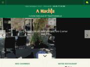 screenshot http://www.chambresamachja.fr hôtel