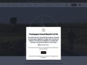 Champagne Beaufort à Trépail