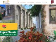 screenshot http://www.champdieu.eu/ commune de Champdieu