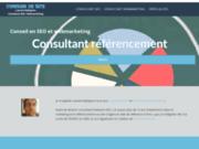 screenshot http://changer-de-site.com Audit marketing site web