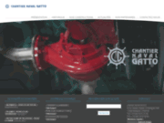 Chantier Naval Gatto Bateaux de Pêche et Vedettes