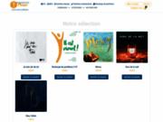 screenshot http://chants.ilestvivant.com/ chant religieux