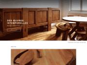 Meubles Chapo - Créations de Pierre CHAPO (1927-87)