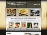 screenshot http://www.charcuterie-paillard.com produits franche-comté