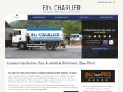 Entreprise Charlier - livraisons de combustibles de chauffage à La Broque