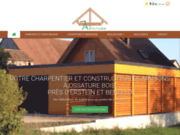 Charpente Aptitude : entreprise de charpente à Daubensand