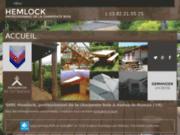Maison en bois près de Verdun - Entreprise Hemlock