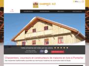 Charpente MP : charpentier à Pontarlier