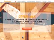 Entreprise de charpente, couverture et travaux de zinguerie à Kingersheim près de Mulhouse