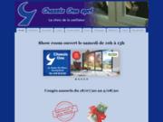 screenshot http://www.chassisone.com châssis en pvc