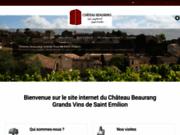 screenshot http://www.chateau-beaurang.com château beaurang