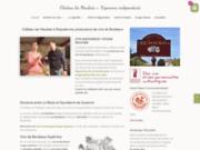 screenshot http://www.chateau-les-maubats.fr chateau les maubats - grands vins de bordeaux