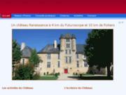 Le Château d'Avanton - location vacances, séminaires