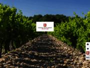 screenshot http://www.chateaumontredon.com le château mont-redon, famille abeille-fabre, vigneron récoltant à châteauneuf du pape