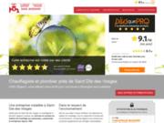 Bigeard : chauffagiste près de St Dié des Vosges