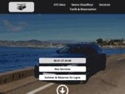 Voiture avec chauffeur Cannes - VTC à Cannes
