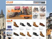 CLIF Paris : des chaussures hommes et femmes en cuir
