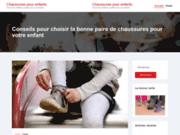 screenshot http://www.chaussures-enfants-rj.com vente en ligne de chaussures pour enfants