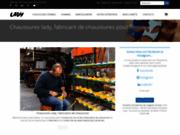 screenshot http://www.chaussures-lady.fr Chaussures pour femme en cuir fabriquées en France